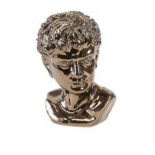 Gantry Metallic Bust