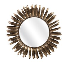 "Harlin 34.75"" Wall Mirror"