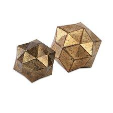 2 Piece Anwell Deco Ball Set