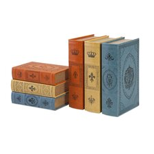 6 Piece Potter Book Box Set