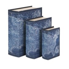 3 Piece Cooper Book Box Set
