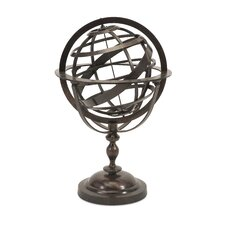 Alexander Metal Globe