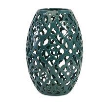 Amarey Cutwork Ceramic Vase
