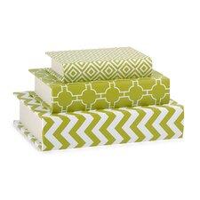 Essentials 3 Piece Book Boxes