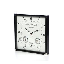 Worldtimer Wall Clock