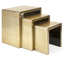 Elaine 3 Piece End Table Set
