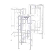 Arnaz 3 Piece Nesting Table Set