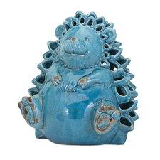Hedgehog Ceramic Votive