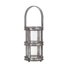 Carley Galvanized Lantern