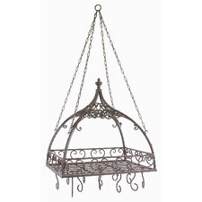 Domed Hanging Pot Rack