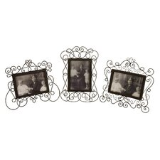 <strong>IMAX</strong> Wire Picture Frame (Set of 3)