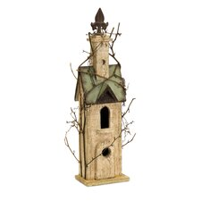 Carthage Bird House