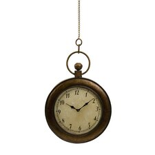 Pocket Watch Wall Clock