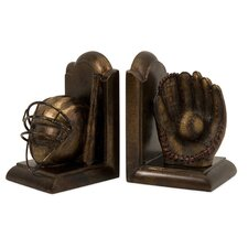 Baseball Bookend (Set of 2)