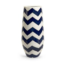 Chevron Tall Vase