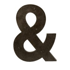 Ampersand Metal Magnet Board