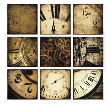 Nouvelle Wall Decor (Set of 9)
