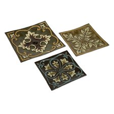 Casa Medallion Trays (Set of 3)