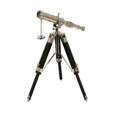 Voyager Tabletop Decorative Telescope