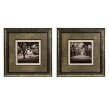 Girard Sepia Framed Art (Set of 2)