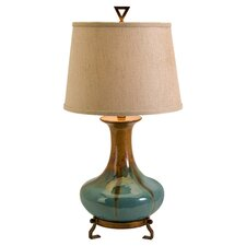 "Kirkly 30"" H Table Lamp with Empire"