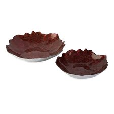 Fendi Glass Bowl (Set of 2)