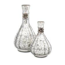 2 Piece Gabrielle Vase Set