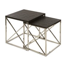 Armanie 2 Piece Nesting Tables