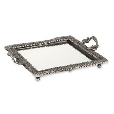 Lacina Brass Mirror Tray