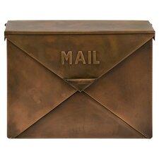 Tauba Mail Box in Copper