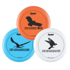 3 Piece Golf Disc Set