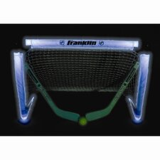 <strong>Franklin Sports</strong> NHL Mini Hockey Light-Up Goal Set