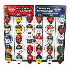 NHL Team Micro Mask Tracker