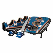Folding 3 Hole Bean Bag Toss Set