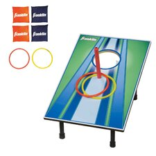 Bean Bag and Ring Toss Combo Set