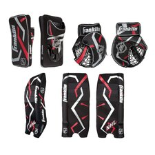NHL SX Comp 100 Goalie Set - Jr Small / Medium