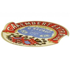Classic Camembert 33cm Cheese Platter