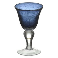 Artland Iris Wine Glass in Slate Blue (Set of 4)
