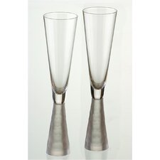 Artland Prescott Flute Glass (Set of 2)