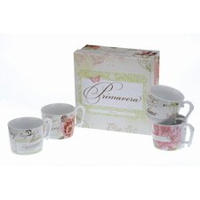 Rosanna Primavera Mug (Set of 4)