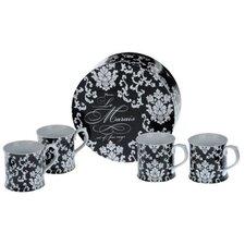 Rosanna Le Marais Mug (Set of 4)