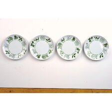 Bia Clare's Herb Garden Plates (Set of 4)