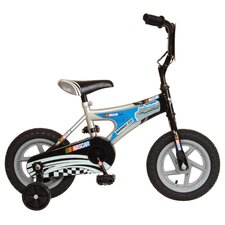 "<strong>Nascar</strong> Boy's 12"" Hammer Down Road Bike"