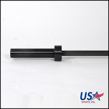 "60"" Olympic Bar in Black"