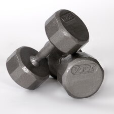 <strong>VTX by Troy Barbell</strong> 12-Sided Cast Dumbbell