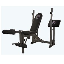Renegade Strength Adjustable Olympic Bench