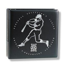 MLB Top Dog Baseball Album in Black