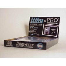 "<strong>Ultra Pro</strong> 5"" x 7"" Photos Display Box (2 Pocket Pages)"