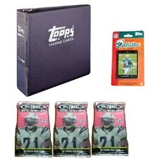 NFL 2007 Trading Card Gift Set - Miami Dolphins