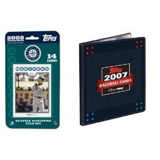 MLB 2008 Trading Card Set - Seattle Mariners